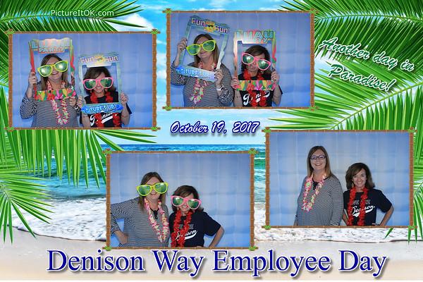 Denison Employee Day Prints