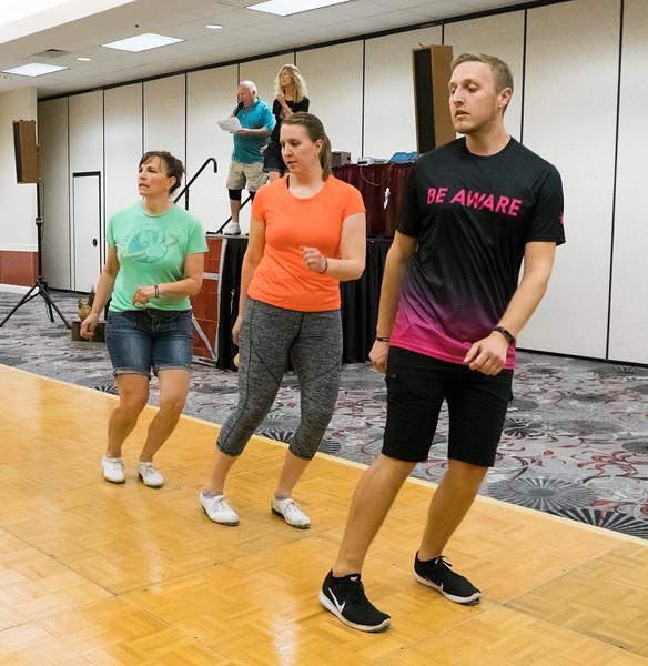 Oregon Dancers