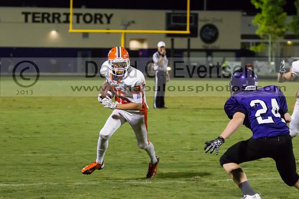 Boone Junior Varsity Football #85 - 2013