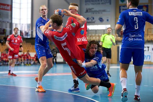 Q1 Haslum Håndball - Kolstad Håndball 17.4.16