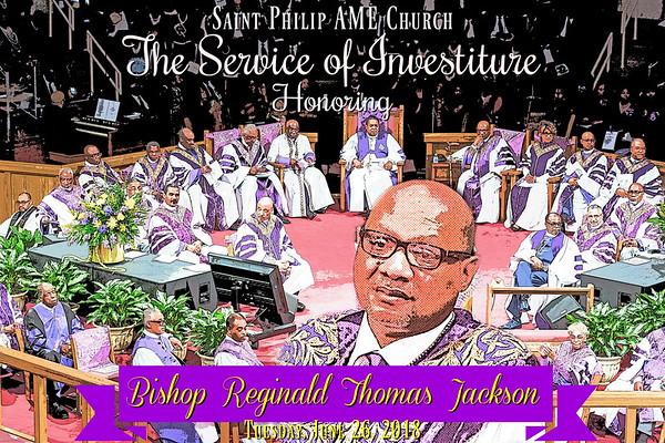 2018 Investiture Service Bishop Jackson Folder #3