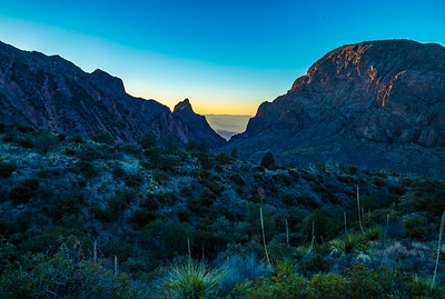 Texas - Big Bend National Park