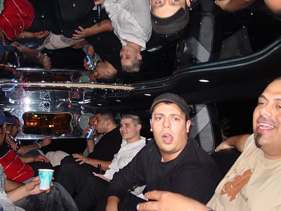 Hummer Limo Party for Ammar Hassan September 16, 2005