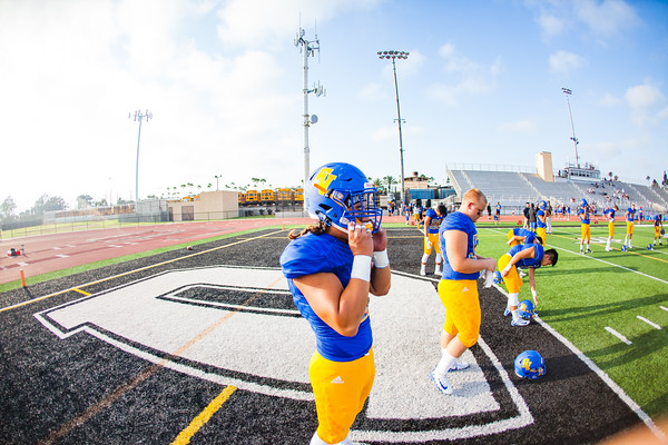 Fountain Valley vs Troy