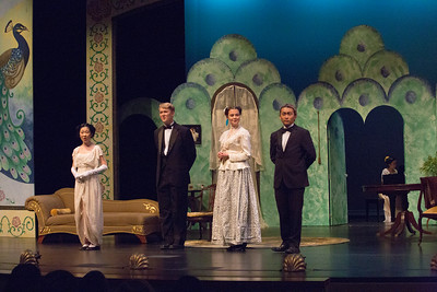 Importance of Being Earnest Sun Nov 6