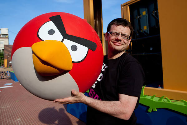 2011 Angry Birds Shoot