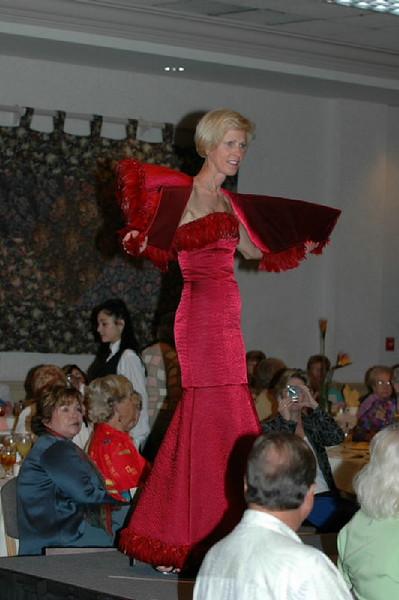 Bernina Fashion Show 2006