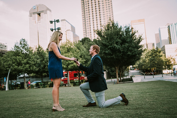 Micah & Amy Get Engaged
