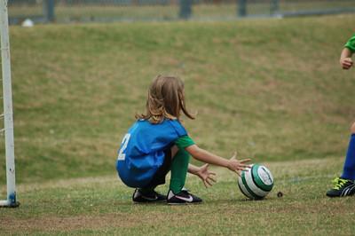 Emma Sanders Soccer 2014