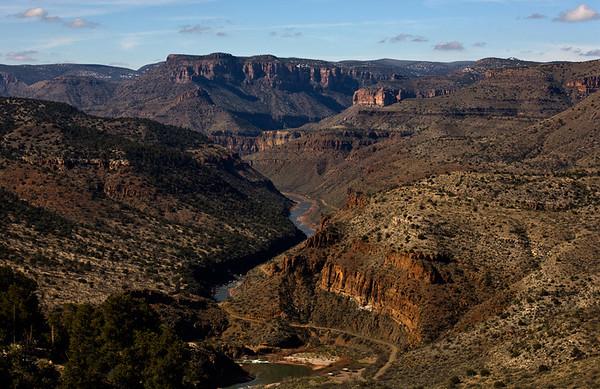 Salt River a Grand Canyon 2009