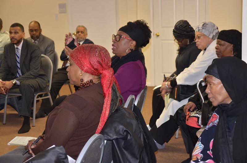 2019 Feb First Sunday Community Program