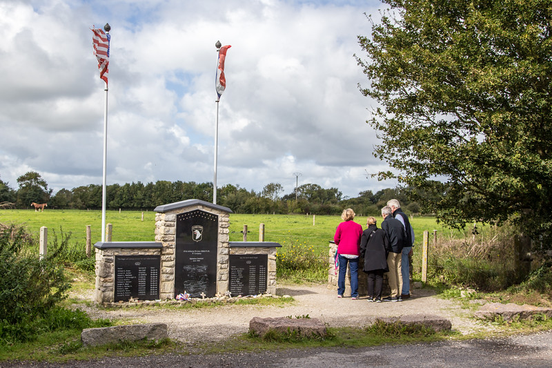 Brécourt Manor - Band of Brothers Memorial