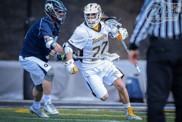 Georgetown at Towson 02-27-2016