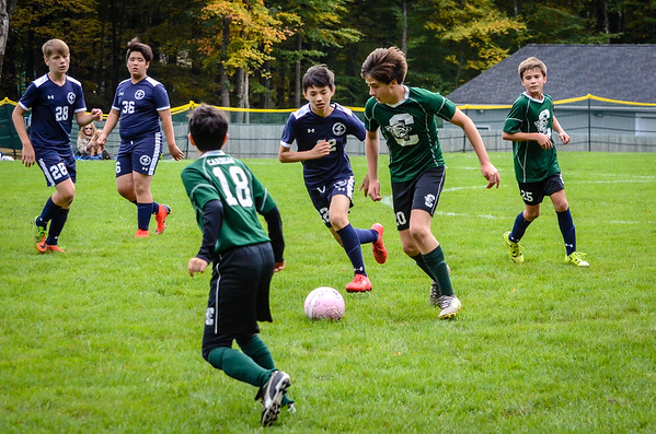 Eaglebrook Day: Fourths and Reserves Soccer vs. Eaglebrook School