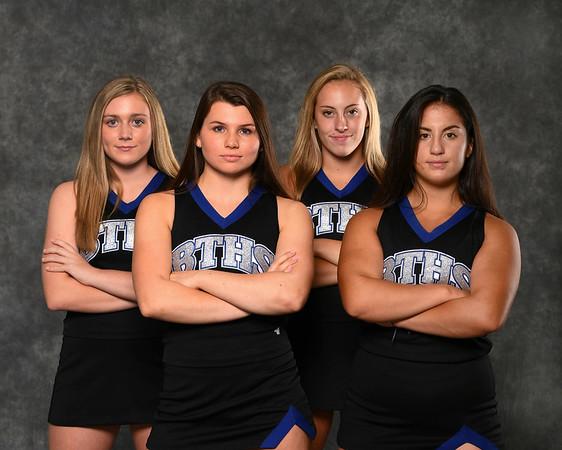 12 Aug 2019 BTHS Cheerleaders Team Shoot