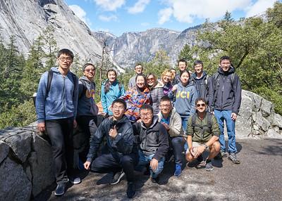 2018-03-24 Yosemite Trip
