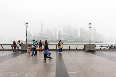 Shanghai - Morning at Nanjing Road & The Bund