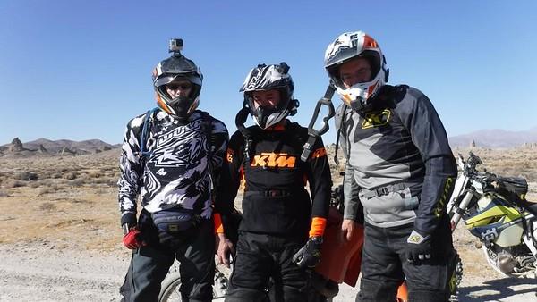 11-2017 Ridgecrest Ride