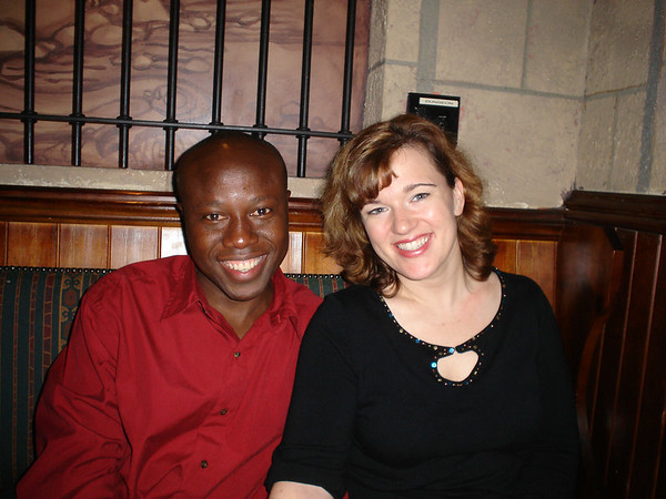 Tracy and Carter's Wedding Reception at Fado