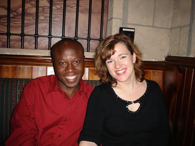 Tracy and Carter's Wedding Reception at Fado