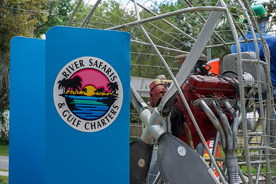 River Safaris-Airboat