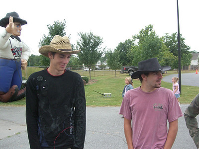 08-22 - Cobb County Rodeo - Marietta, GA