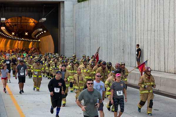 Stephen Siller Tunnel to Towers Run 2016