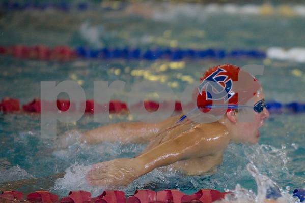 2015 TCH Swim Team