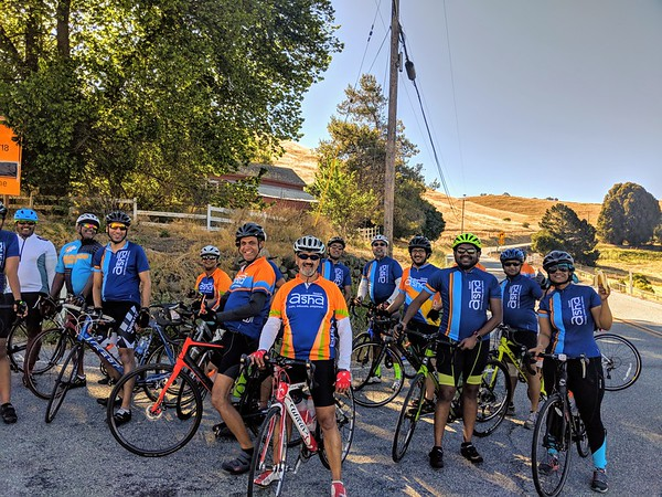 Ride 7: Samerth Charitable Trust