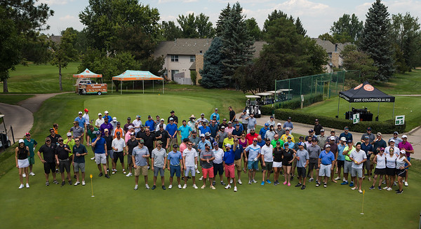 Parkburger Charity Golf Tournament 2019