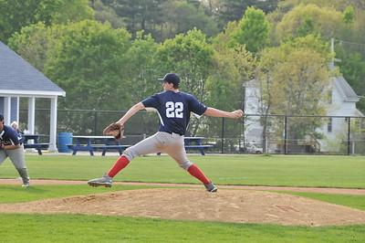 RHS Dogs Baseball 2015