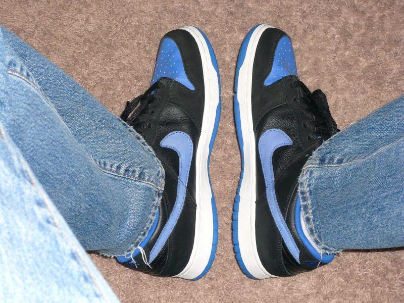 Nike Dunk SB Low Jordan Pack