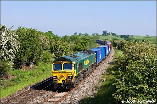 Class 66: Freightliner