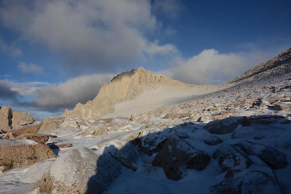 Mt. Russell East Ridge September 28, 2014