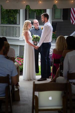 Maher-Prosser Wedding Aug 15 2020