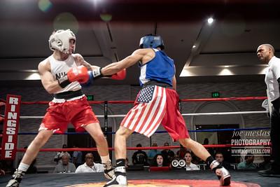 Kyle Cintron (W) vs Bryant Ruiz