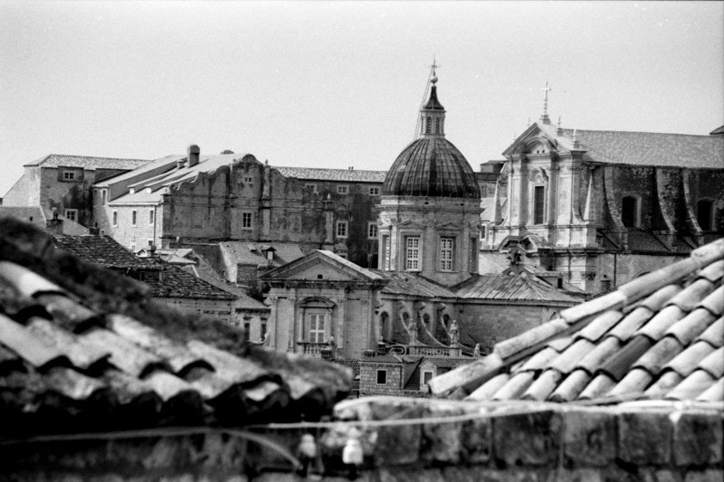 Cathedral in Dubrovnik, Croatia