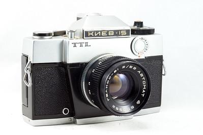 Kiev 15 TTL, 1973