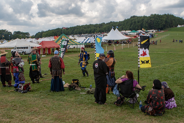 Pennsic 2018 - Empire of the Sun Battle