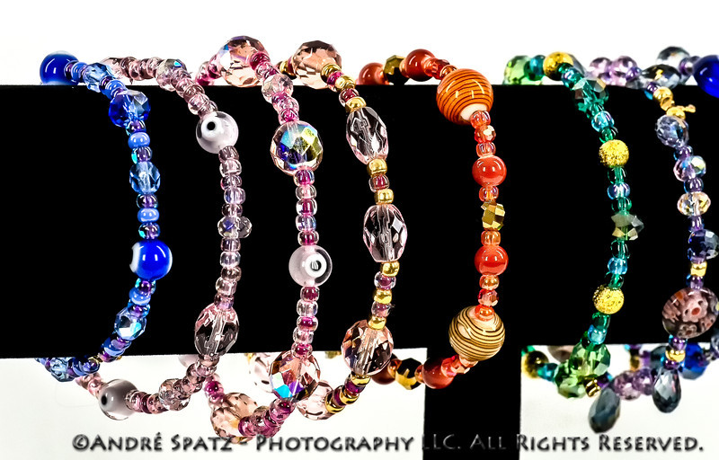 Photography of original Jewelry