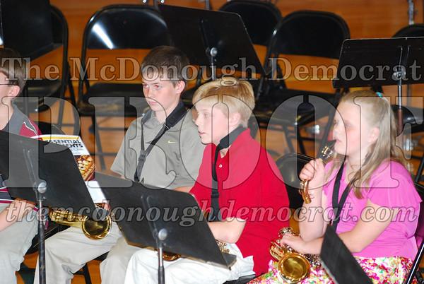 Spring Band Concert 05-07-09