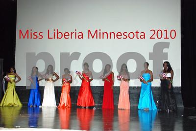 Miss Liberia Minnesota 2010