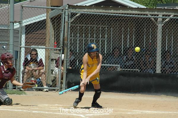 Softball vs Grundy Center