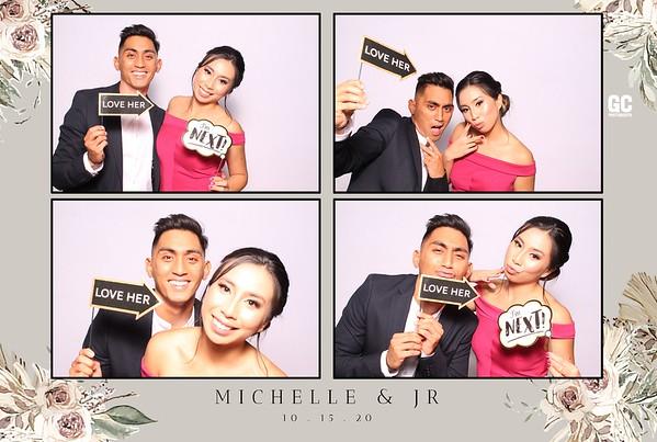 10-15-20 Michelle + JR Wedding