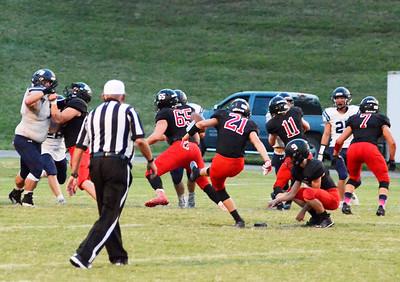 HHS football vs. Salem