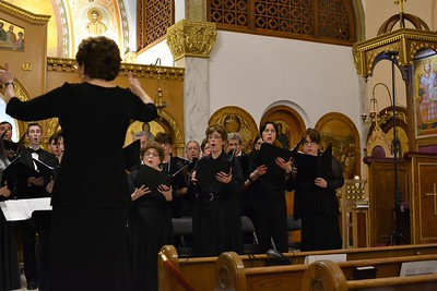 2017 Spirit of Lenten Concert, Perth Amboy, NJ