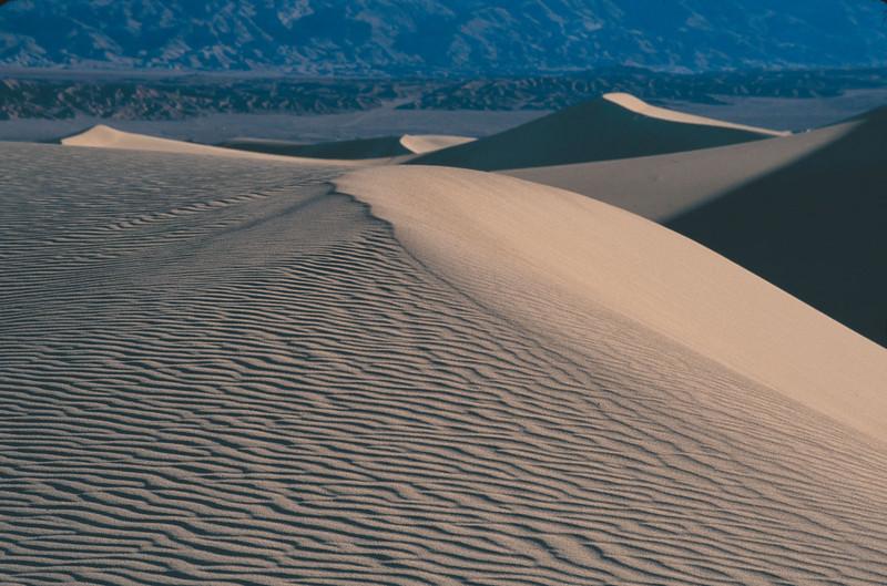 Death Valley dunescape 2, California