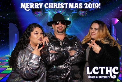 LCTHC Board of Directors Holiday 2019
