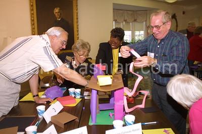 Hartford Foundation of Public Giving - Seminar - October 2, 2001