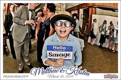 3/30/19 - Kirsten & Matthew